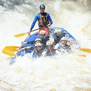 Rafting Expedition - RioJaguari