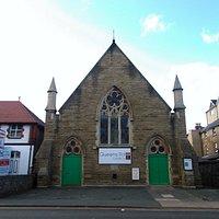 Queens Road Church, Craig-y-Don, Llandudno