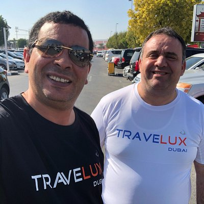 Travelux Dubai Team