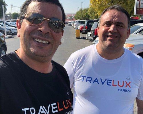 Travelux Dubai Team