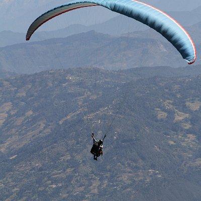 Best Paragliding in Kathmandu, Nepal