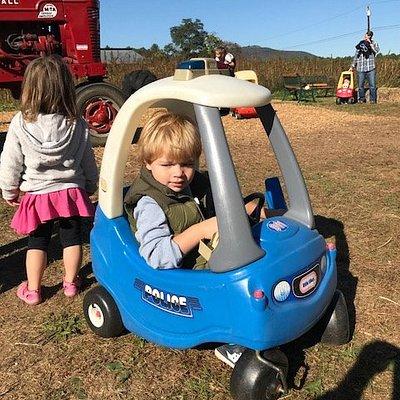 pre-school field trip