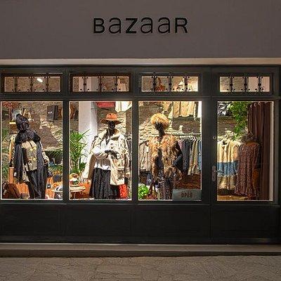 Boutique Bazaar Exterior