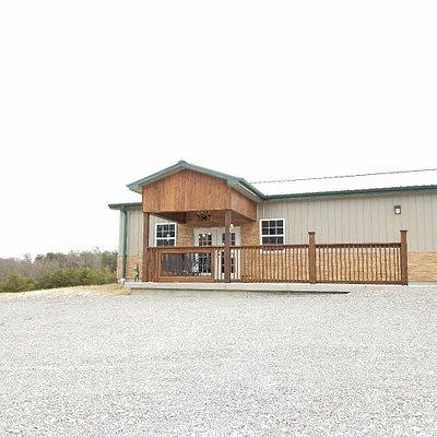 Hunter's Ridge Winery