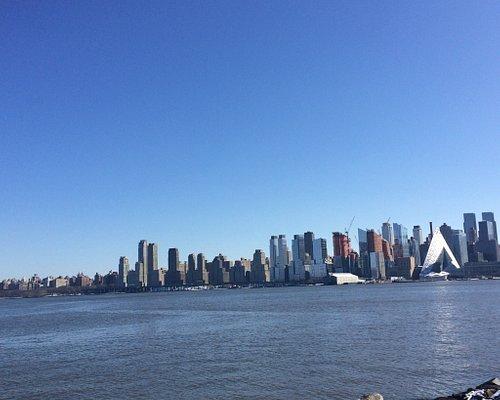 Great views of Manhattan
