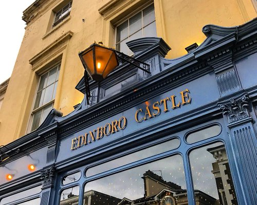 Edinboro' Castle