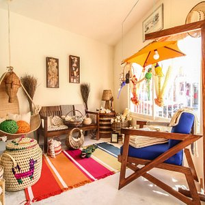 Kaahal Home is a one of a kind home decor, furniture, lifestyle shop, all hand made in Mexico.