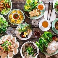 Hanoi Rose feast