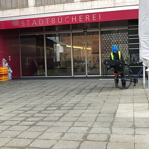 Zentralbibliothek - Stadtbücherei Frankfurt
