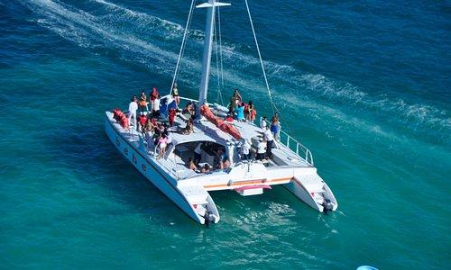 Big Grace Catamaran