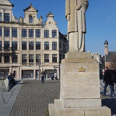 Nice statue