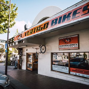 We are located in the heart of Queenstown a few minutes from the Skyline Bike Park
