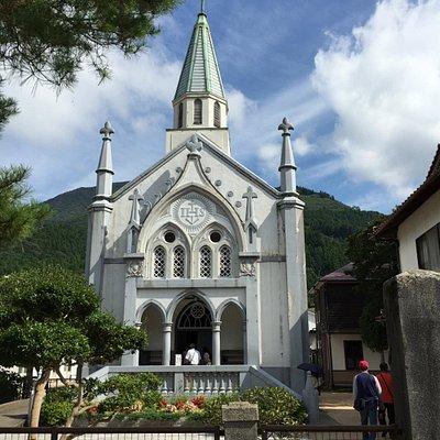 可愛い教会
