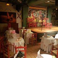 La Taberna de Mister Pinkleton (palco)