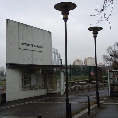 Les Archives de Paris