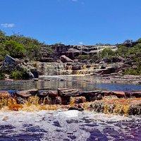 Cachoeira do Piabinha, Parque Municipal de Mucugê