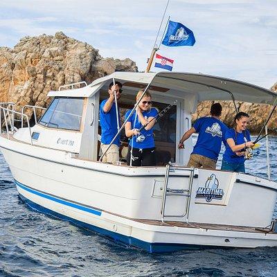 Fishing in Dubrovnik