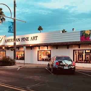 American Fine Art Scottsdale Rd. & Main St.