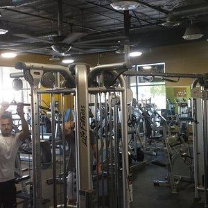 Life Fitness Multi Jungle