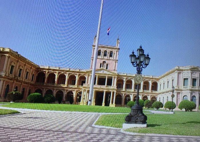 Palacio de Lopez, Ciudad de Asunción, Paraguay