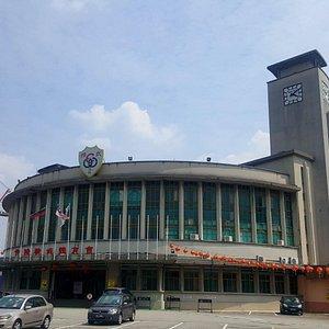 Chin Woo Stadium