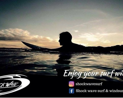 ENJOY YOUR SURF WITH US!