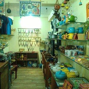 Kat-handicrafts Outlet at Jhamsikhel, Sanepa