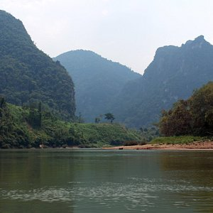 From Nam Ou River