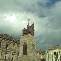 The Paisley Cenotaph