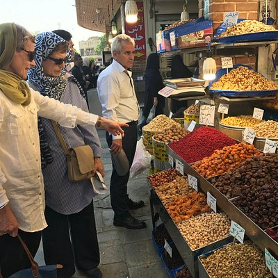 Tehran city tour - Tehran Grand Bazaar
