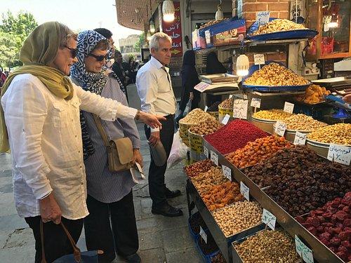 Tehran city tour - Tehran Grand Bazaar