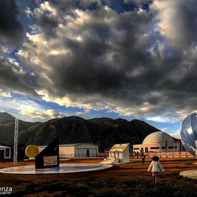 Il Centro Internazionale per le Scienze Astronomiche, Isnello. @VIncenzoSapienza