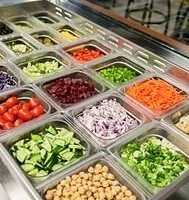 Fresh Salad Bar