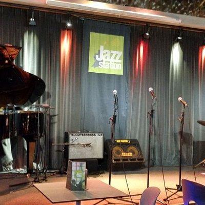 Escenario de Jazz Station