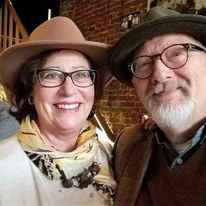 hier hebben wij onze ierse hoeden gekocht
