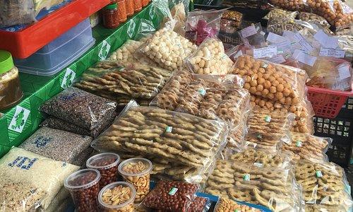 The Nabalu Market