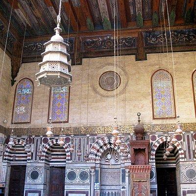 Mosque of Sultan Al-Ashraf Barsbay
