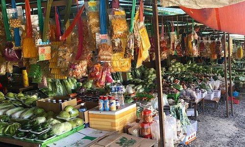 Kundasang Market
