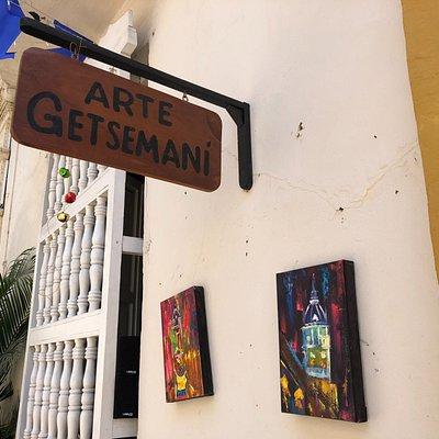 Arte Getsemani – Colombian Art Gallery