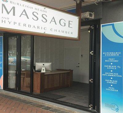 Burleigh Heads Massage Hyperbaric