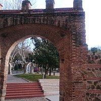 Puerta de Sevilla.