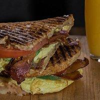 Market Power Breakfast Sandwich