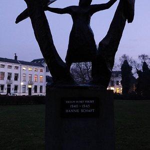 Hannie Schaft Memorial