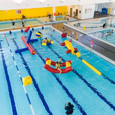 Inflatable Fun in the School Holidays