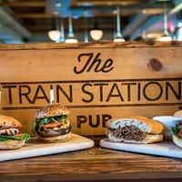 The Train Station Pub!