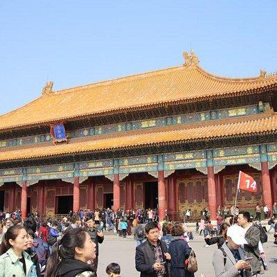 Hall of Preserving Harmony