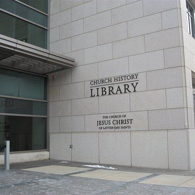 Church HIstory Library