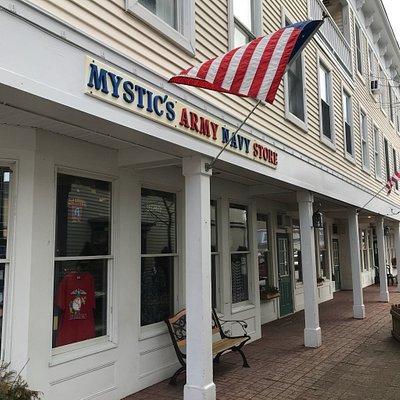 Mystic Army Navy Store LLC