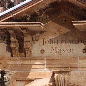 John Hardy Mayor