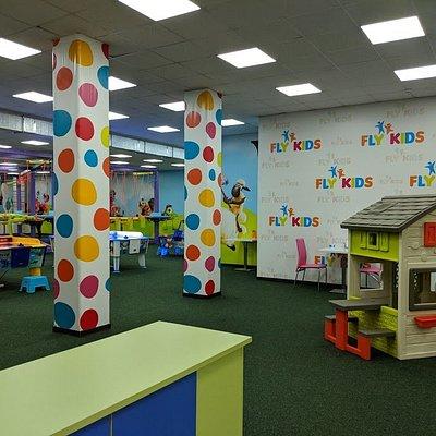 Развлекательный центр Fly Kids